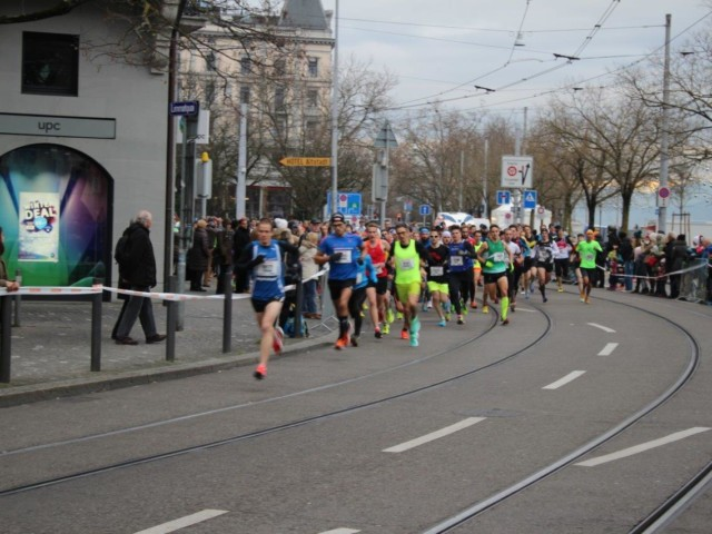 Run for Duchenne Boys am Silvesterlauf